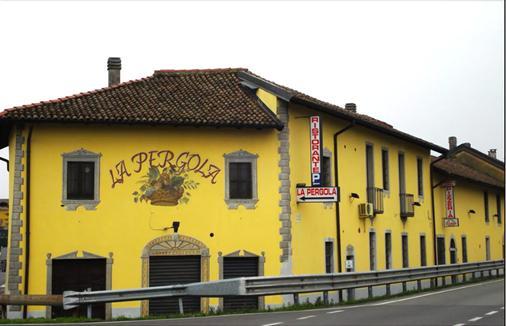 La Pergola - Basiglio - Building