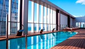 Hotel SB Diagonal Zero Barcelona - Barcelona - Piscina
