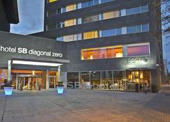 Hotel SB Diagonal Zero Barcelona - Barcelona - Edifici