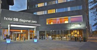 SB 對角線零點巴塞隆拿酒店 - 巴塞隆拿 - 巴塞隆納 - 建築