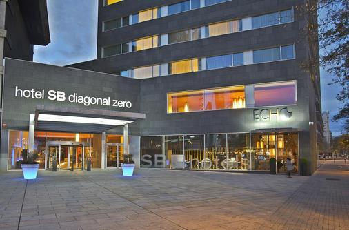 Hotel SB Diagonal Zero Barcelona - Barcelona - Rakennus