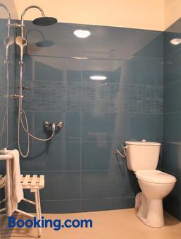 Le Quincangrogne - Chessy - Bathroom