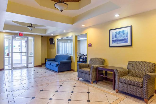 Econo Lodge Inn & Suites Pritchard Road North Little Rock - North Little Rock - Lobby