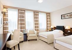 Qubus Hotel Gdansk - Gdansk - Bedroom