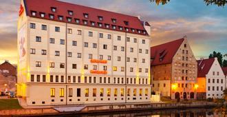 Qubus Hotel Gdansk - Gdansk - Toà nhà