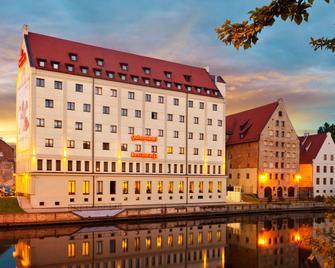Qubus Hotel Gdansk - Gdaňsk - Building