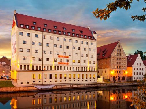 Qubus Hotel Gdansk - Γκντανσκ - Κτίριο