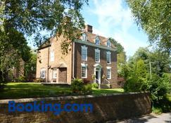Calcutts House - Telford - Edifício