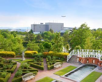 Hiroshima Airport Hotel - Mihara - Outdoors view