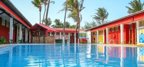 Ilha Praia Hotel - Camocim - Pool