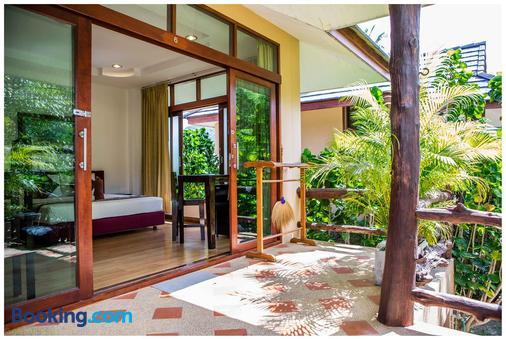 The Great Escape Chalets - Ko Pha Ngan - Balcony