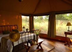 Ikweta Safari Camp - Meru National Park - Edifício