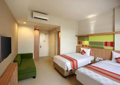 Kyriad Hotel Airport Jakarta - Tangerang City - Κρεβατοκάμαρα