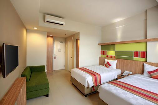 Kyriad Hotel Airport Jakarta - Tangerang City - Bedroom