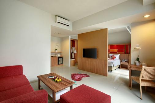 Kyriad Hotel Airport Jakarta - Tangerang City - Σαλόνι
