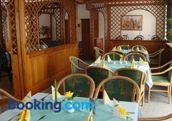 Hotel Friesen - Werdau - Restaurant