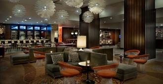 Marriott St. Louis Airport - Saint Louis - Area lounge