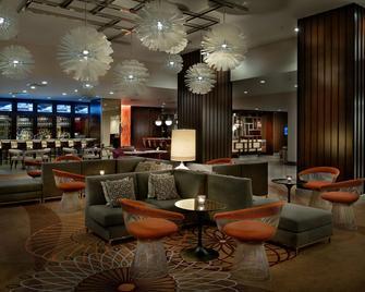Marriott St. Louis Airport - Saint Louis - Area lounge