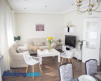 Casa La Fuentecilla - Consuegra - Living room