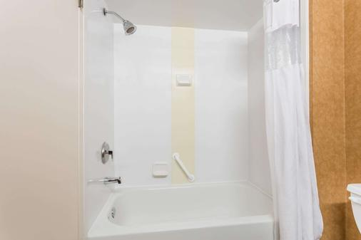 Wingate by Wyndham Greenville Airport - Greenville - Bathroom