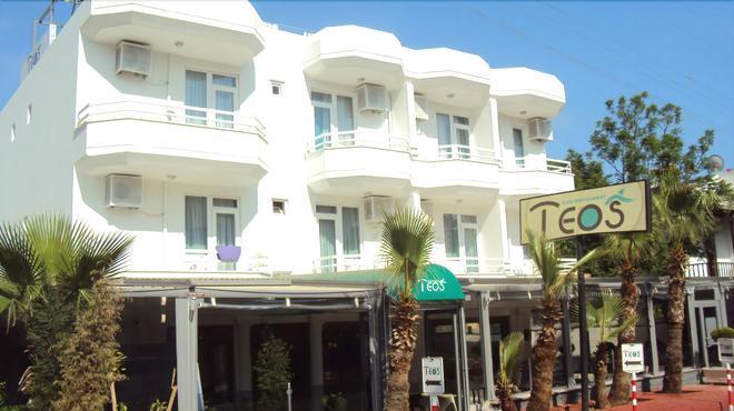 Teos Hotel - Antalya - Building