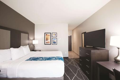 La Quinta Inn & Suites by Wyndham Tulsa Broken Arrow - Broken Arrow - Bedroom