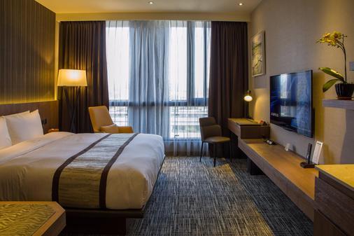 Hotel In - Taoyuan - Κρεβατοκάμαρα