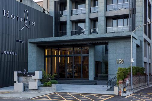 Hotel In - Taoyuan - Κτίριο