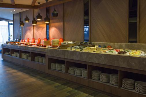 Hotel In - Taoyuan - Μπουφές