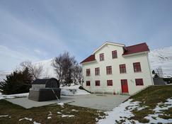 Karlsá Lodge - Dalvík - Bâtiment