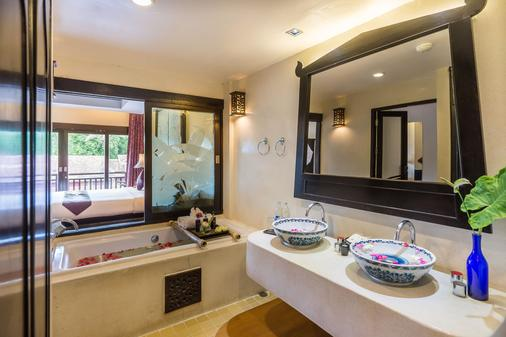 Dara Samui Beach Resort - Adult Only - Ko Samui - Bathroom