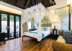 Dara Samui Beach Resort - Adult Only - Ko Samui - Bedroom