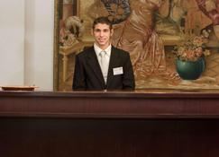 Hotel Clitunno - Spoleto - Lobby