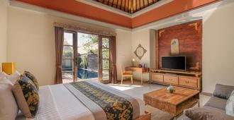 The Wolas Villa & Spa - Kuta - Bedroom