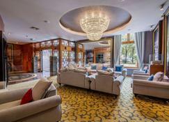Hanza Hotel - Γκντανσκ - Σαλόνι