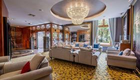 Hanza Hotel - Gdansk - Sala de estar