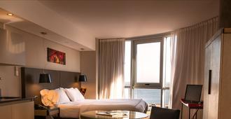 Axsur Design Hotel - מונטווידאו - חדר שינה