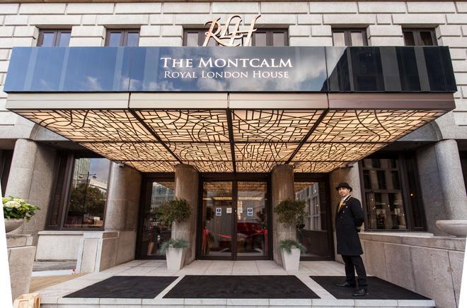 蒙特卡姆皇家倫敦之家酒店 - 倫敦 - 倫敦 - 建築