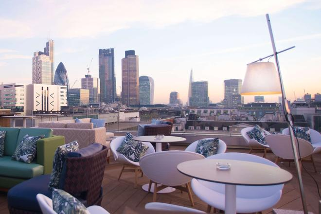 Montcalm Royal London House - City Of London - Λονδίνο - Μπαλκόνι