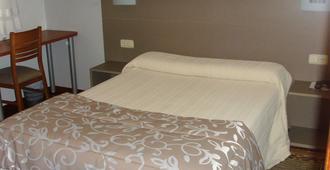 Hostal Residencia Fornos - סנטיאגו דה קומפוסטלה - חדר שינה
