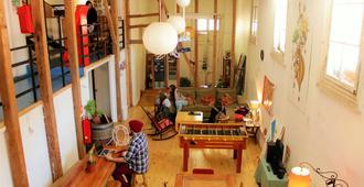 La Casa Volante Hostal - Valparaíso - Bedroom