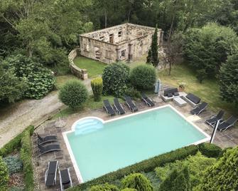 Palacio de Trasvilla - Escobedo - Pool