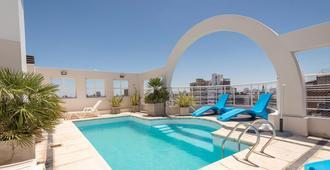 Urquiza Apart Hotel & Suites - Rosario - Piscine