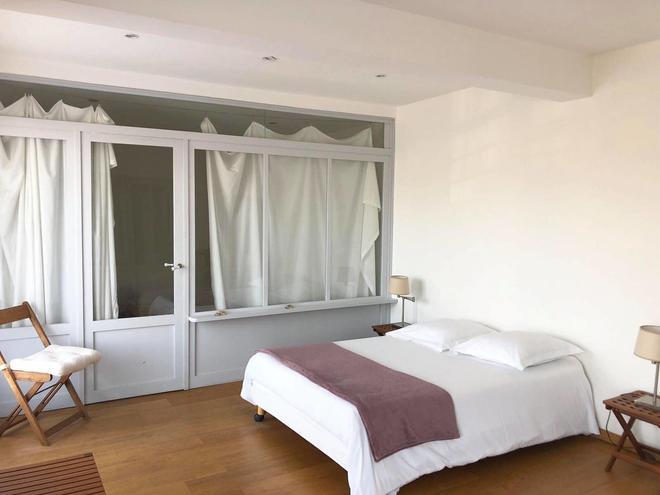 Le Pavillon Bleu - Cap Ferret - Schlafzimmer