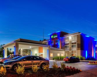 Holiday Inn Express Newberg - Wine Country - Newberg - Будівля