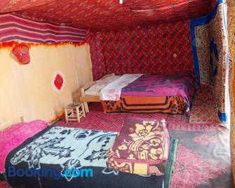 Bivouac Draa - Mhamid - Bedroom