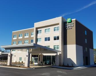Holiday Inn Express & Suites Carrollton West - Carrollton - Gebäude