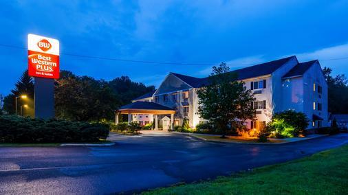 Best Western PLUS Berkshire Hills Inn & Suites - Pittsfield - Edificio