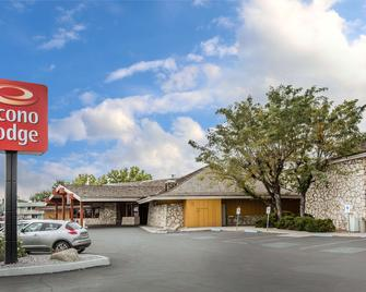 Econo Lodge Near Reno-Sparks Convention Center - Reno - Building