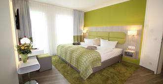Hotel Am Kaisersaal - ארפורט - חדר שינה